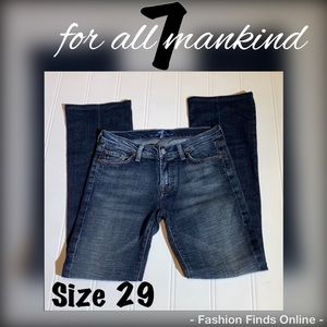 7 for All Mankind Boot Cut s. 29
